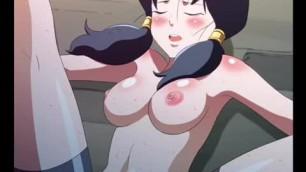 Dragon Ball Hentai Image and Gifs