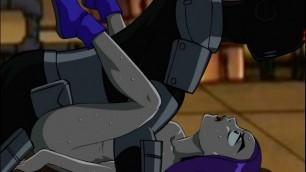 Raven TeenTitans Hentai 2 Sladed (by ZONE-SAMA)