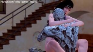 Final Fantasy 7 Remake Tifa Lockhart Hentai Porn Part 02