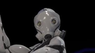 Machinery Assault to the Beloved Maidens 6 - Latex/hentai/bondage/deepthroat/toys