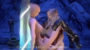 Skyrim-hentai Mod movie(JPN) 2nd(first Half) Stage