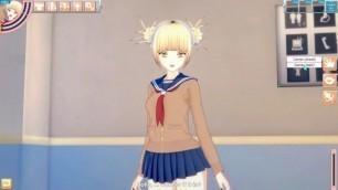 My Hero Academia Himiko Toga VS Izuku Midoriya (Hentai)