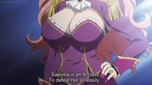 Valkyrie Drive Mermaid Episode 2 kissing anime and ecchi porn