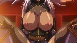 Bondage anime ghetto with big boobs brutally fucked