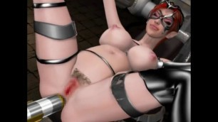 Animelois Compilation of Crazy 3d Cum Inflation Videos