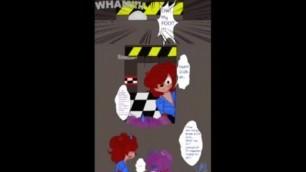 Fnaf Hentai Comic Foxy and Bonnie