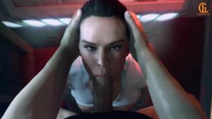 3D - LorgeGucas  - Star Wars Rey first Steps (Teaser)