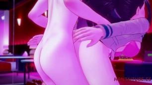 Boku No Hero Hentai - Orgy Momo, Uraraka & Jiro