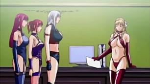 Discipline #1 hentai uncensored (English subtitles 2003)