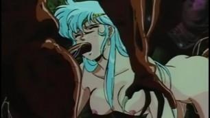 Reyon Densetsu Flair Sex Scenes Compilation