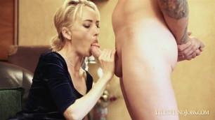 Lilushandjobs Triple Cumshot Handjob 13 Monster Ruined Facial Sucking My Buddy's Cock Wife Takes Friend Cum Beautiful Pussy