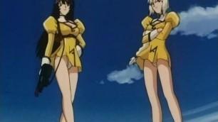 Agent Aika #7 OVA anime (1999)