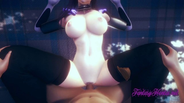 Fairy Tail Hentai 3D - Ultear Milkovich gets fucked and cum on her tits - Anime Porn Video