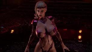 Bloodlust: Cerene Teaser - 3D Fantasy Vampire 3DX Affect3D Animation Hentai