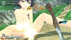 senrankagura ero MOD GAMEPLAY 3d 閃乱カグラ