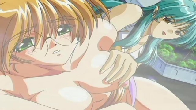 Ultimative Yuri Lesbian Futanari