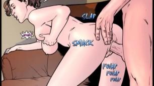2D Comic: Spellbinder. Episode 3