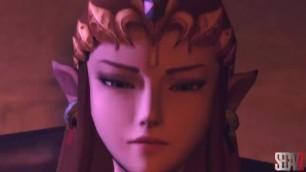 She-Link and Ganondorf