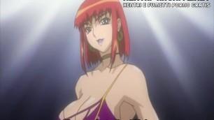HENTAI SUB ITA - Angel Blade Punish 3