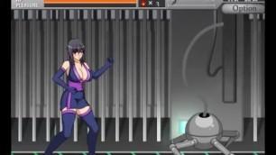 Shinobi Girl - Stage 4